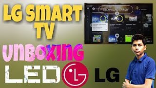 LG SMART LED TV 32LH604T UNBOXING REVIEW Technical Tarun