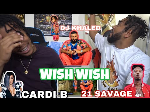 DJ Khaled - Wish Wish (Audio) ft. Cardi B, 21 Savage | FVO Reaction