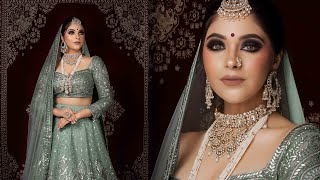 INDIAN BRIDAL MAKEUP LOOK 2020 ||   Tarun Singh || Atul Chauhan || Best Bridal look for wedding.