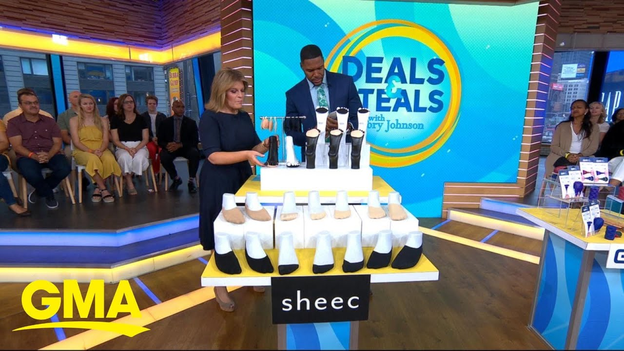'GMA' Deals and Steals on savvy solutions for spring and ...