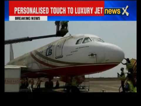 Mallya's customised aircraft to be auctioned