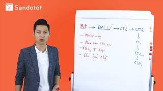 Sandotot | Vấn đề mô hình kinh doanh mỹ phẩm truyền thống gặp phải - Ceo Nguyễn Bá Hưởng