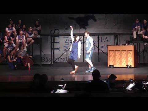 Breaking Free - Taylor's High School Musical