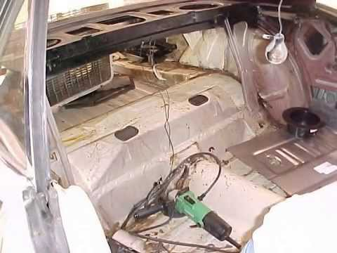 1968 mustang floor pans installation photos youtube for 1967 mustang floor pan