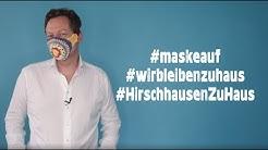 #maskeauf Eckart von Hirschhausen
