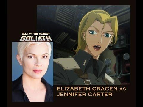 Hello from Elizabeth Gracen War of the Worlds: Goliath