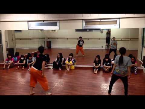 Crash and Burn Girl / Robyn  choreo by KANAMI(Romp)