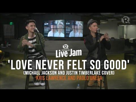 'Love Never Felt So Good' Michael Jackson...