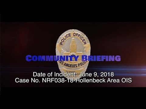 Critical Incident Video Release NRFO38-18 HBK