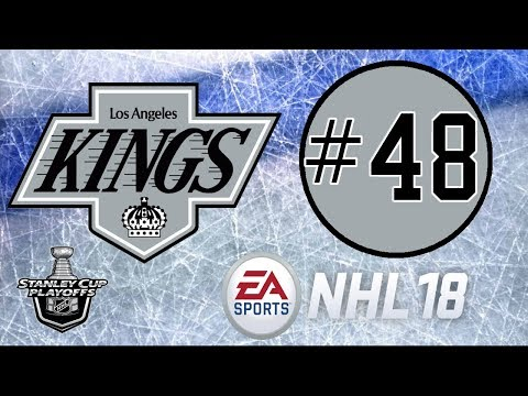 NHL 18 ~ Los Angeles Kings Franchise Mode ~ #48 (Stanley Cup Quality)