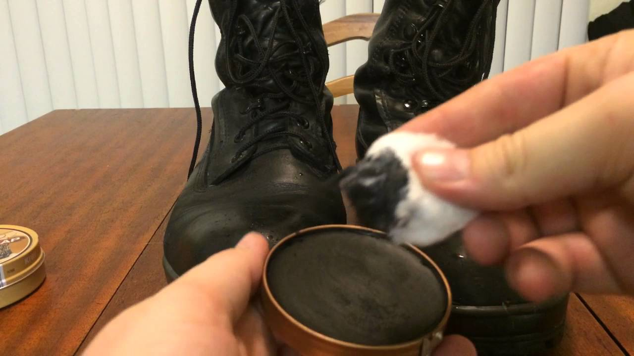 How to shine your boots in under 10 minutes (super easy method ...