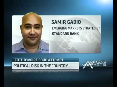 Political Risk in Ivory Coast with Samir Gadio