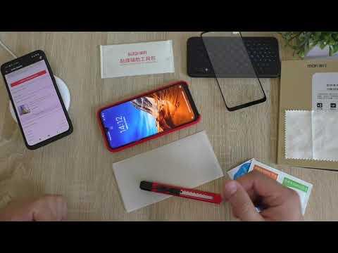 ИДЕАЛЬНОЕ ЗАЩИТНОЕ СТЕКЛО MOFI для Xiaomi Redmi Note 7 / Redmi Note 7 PRO