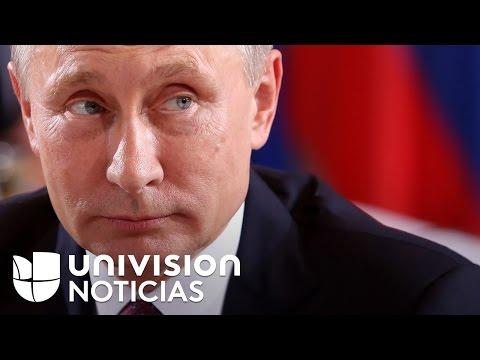 Putin calificó acción militar de EEUU como acto de agresión que viola el derecho internacional