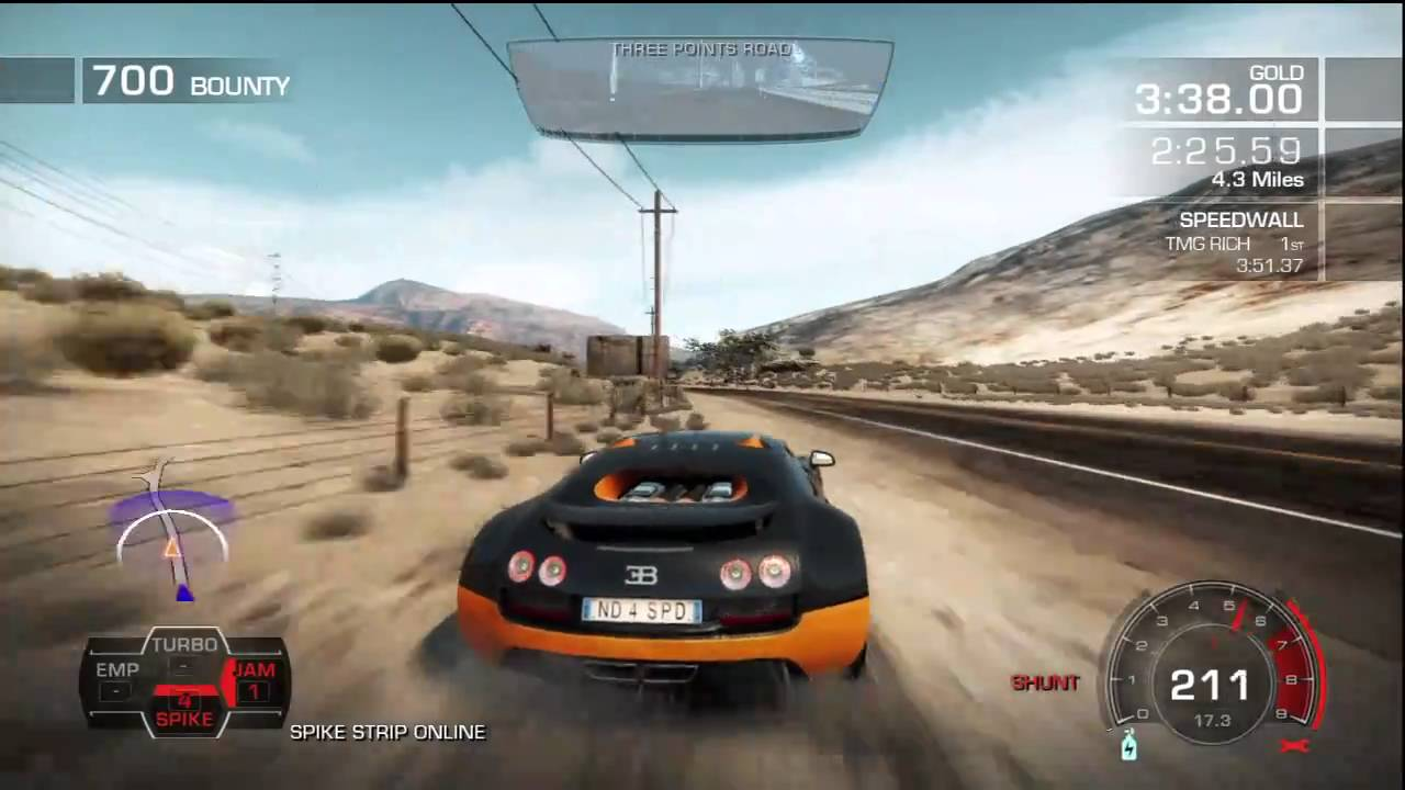 bugatti veyron super sport gameplay gamevicio. Black Bedroom Furniture Sets. Home Design Ideas