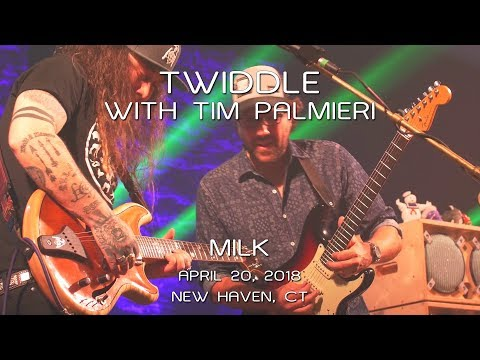 Twiddle w/Tim Palmieri: Milk [2-Cam/4K] 2018-04-20 - College Street Music Hall; New Haven, CT