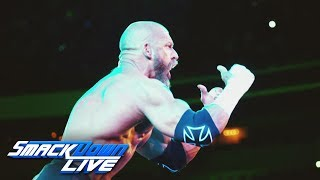 Triple H and Randy Orton's evolution continues at WWE Super ShowDown: SmackDown LIVE, May 28, 2019