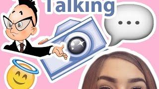 ВИДЕО 4 | Talking: Общага. Кто такие фотографы. 3 правила крутого фото.