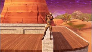 Creative Glitch Fortnite 7.40: How to get to Battle Royale Island in creative mode