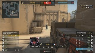 SHOX WTF?! - Vitality vs mousesports - DreamHack Masters Malmo 2019 - CS:GO