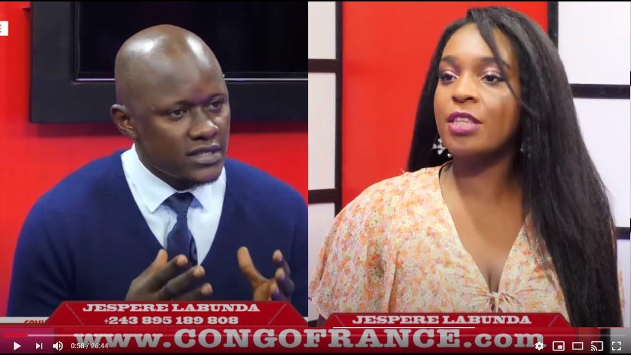 Emission TV  Entreprendre en temps de crise COVID 19 en RDC