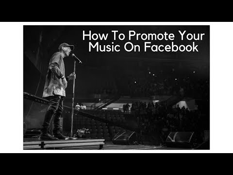 How To Promote Your Music On Facebook Instagram Youtube Youtube