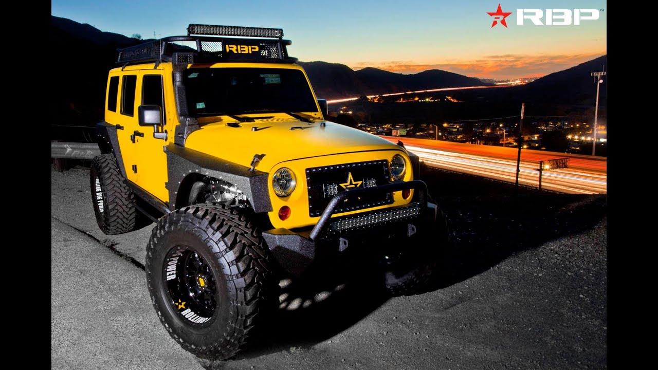 Rolling Big Power Pro Series X Jeep Wrangler Youtube
