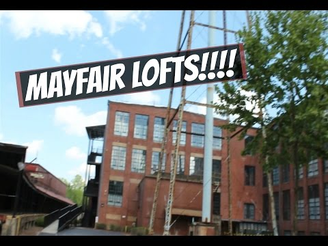 Visiting The Mayfair Lofts In Spartanburg SC | Shoulders & Triceps Workout