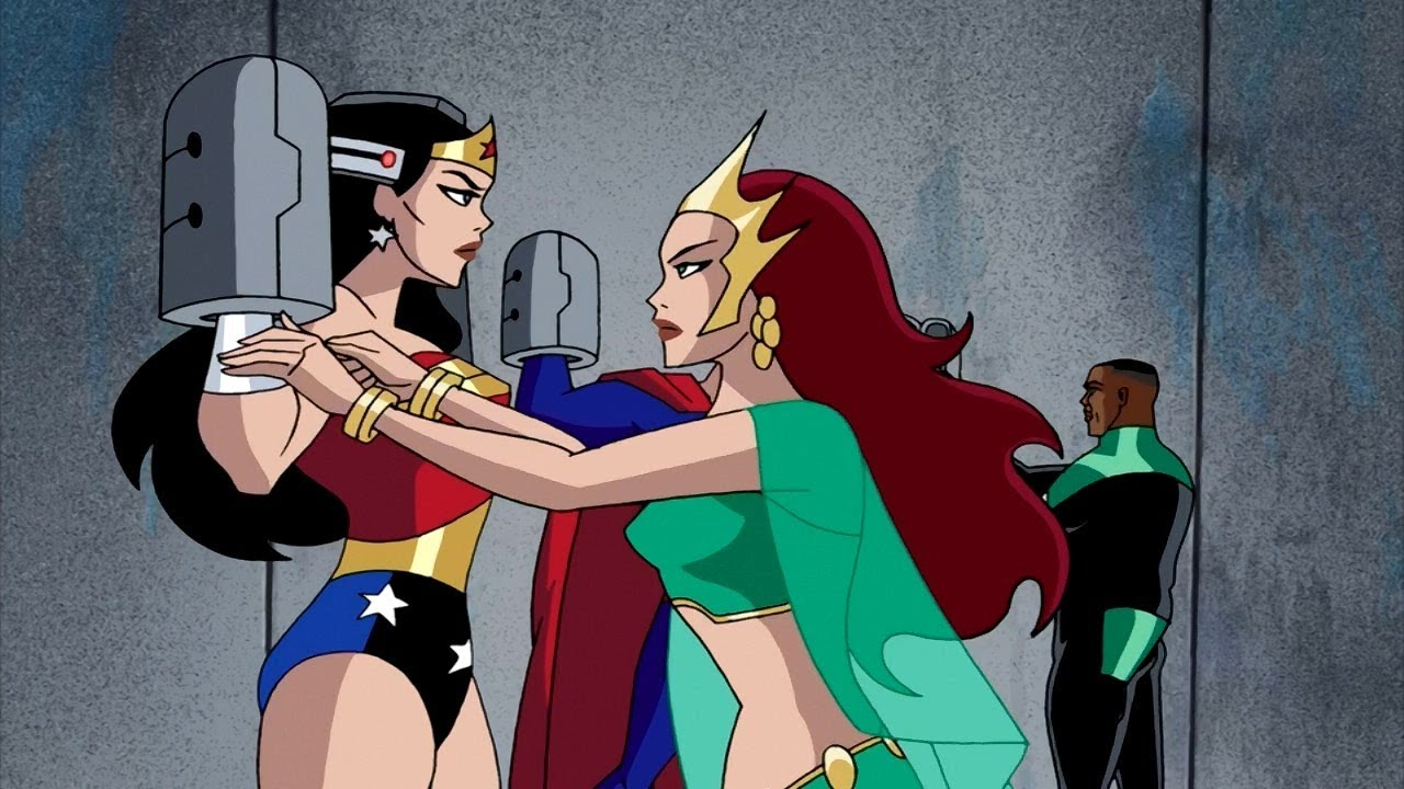 Download Mera Saves Justice League!