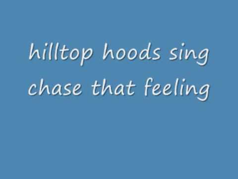 chase that feeling
