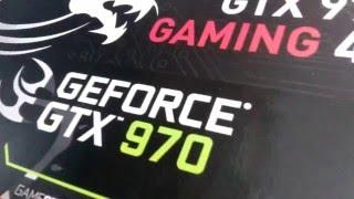GTX970 GAMİNG Oyun Canavarı