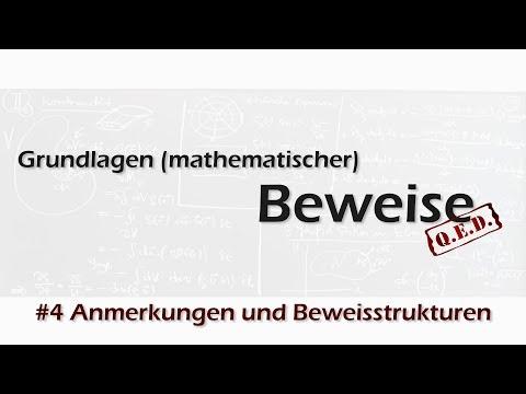 Beweisen, leicht erklärt - 9. Der Kontrapositionsbeweis (Beispiel) from YouTube · Duration:  7 minutes 57 seconds