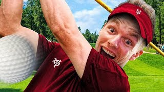 WIL JE MIJN OMA OF DEE? - Golf With Friends #1