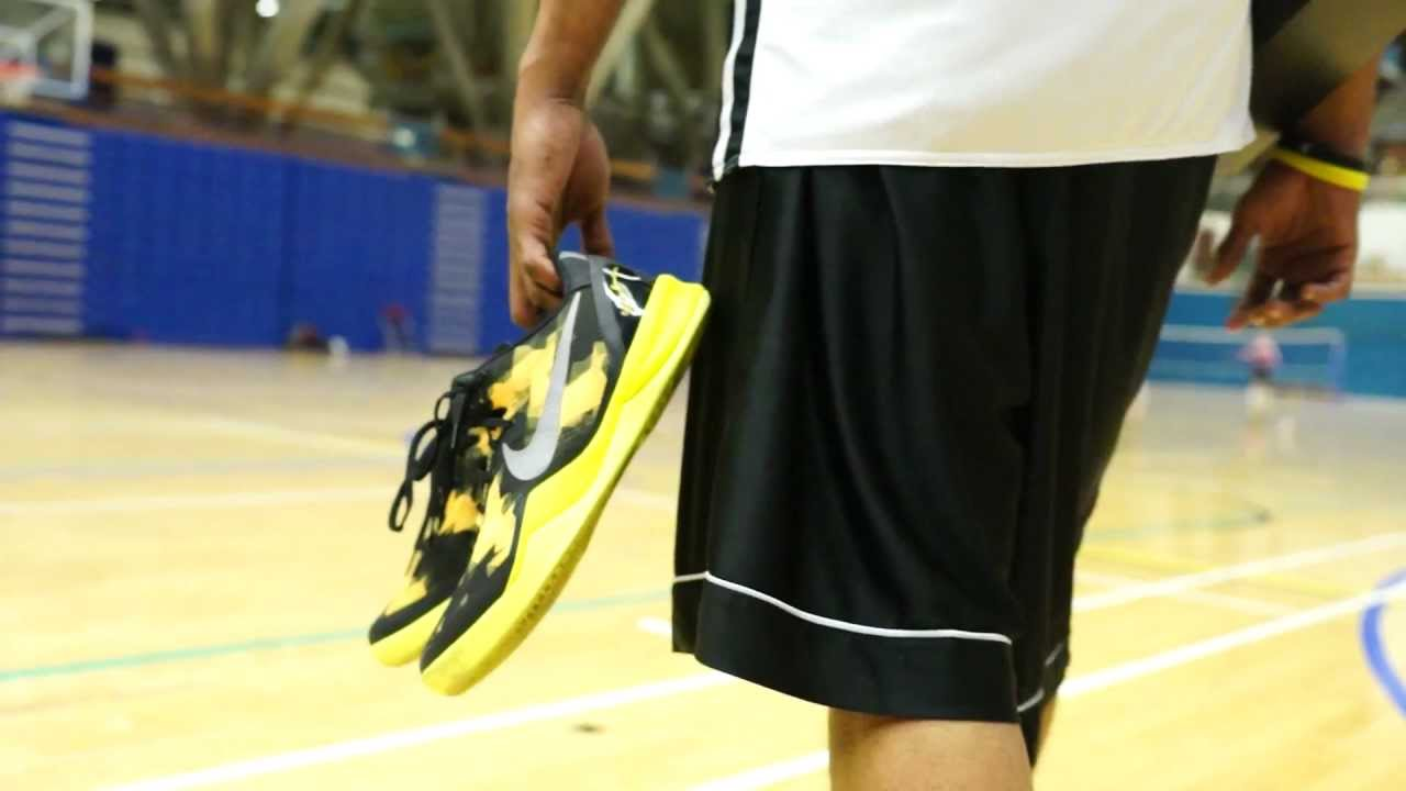 fdd6e41cbda4 Nike Zoom Kobe 8 System - Wear Test Review - London Lions - Perry Lawson