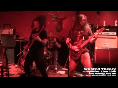 """Wasted Theory """"Amplifire"""" live at the Oddity Bar in Wilmington DE June 2016"""