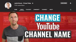 How to Change YouṪube Channel Names (Step-by-Step!)