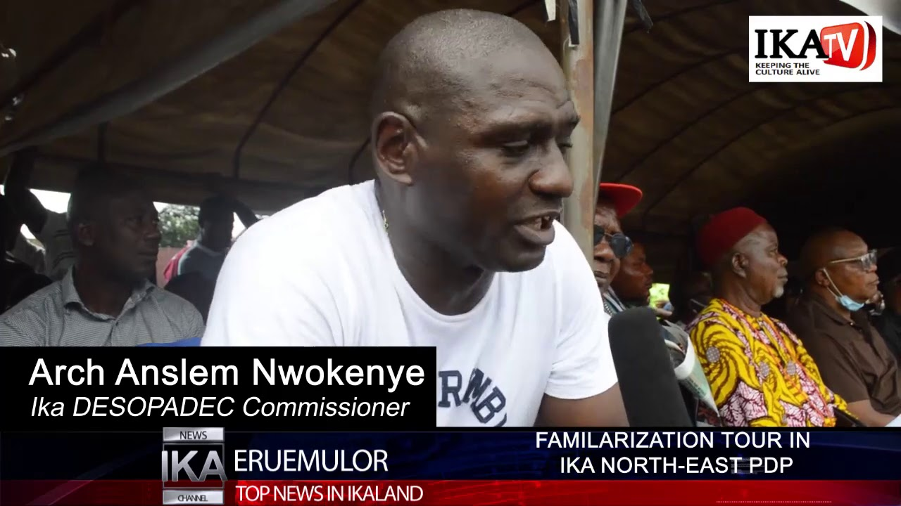 Download Rt. Hon. Chuks Agboma Familiarization Tour of PDP 2020
