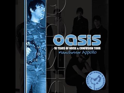 OASIS: Apollo Theatre,Manchester,England (10/10/2001)