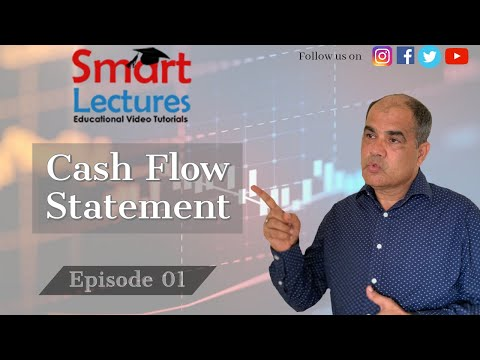 Cash Flow Statement - Episode 1