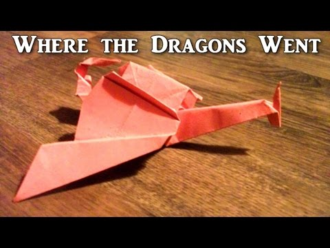 SCP-1762 Where The Dragons Went (Object Class: Neutralized)