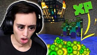 Tein ZOMBI-FARMIN Minecraftissa!