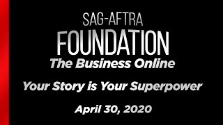 The Business Online: Your Story is Your Superpower