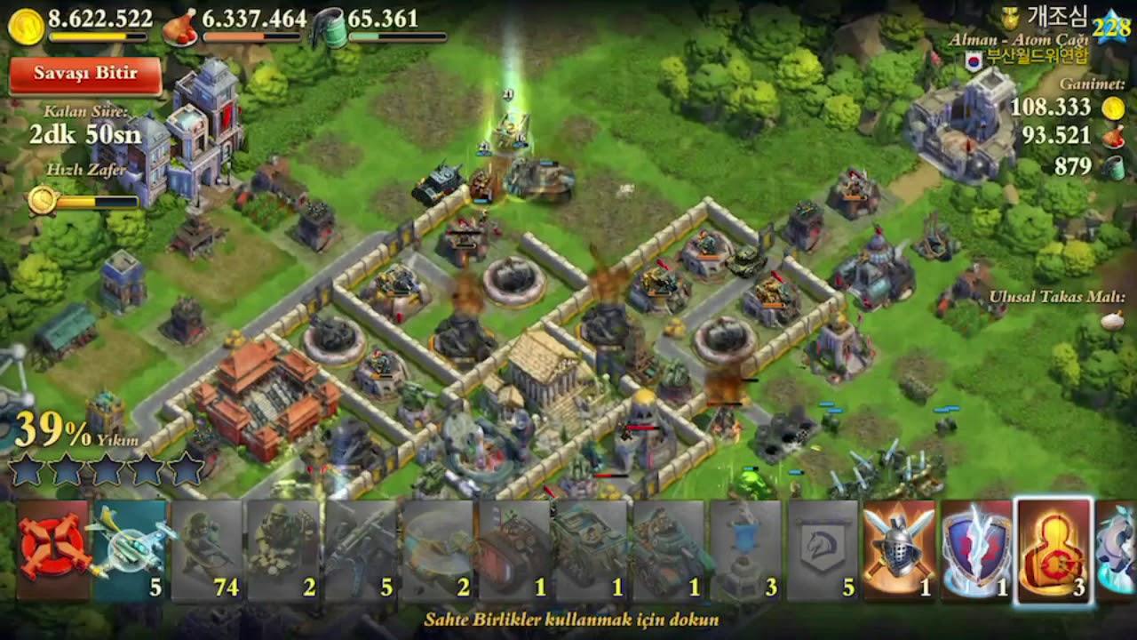 download world war rising mod apk