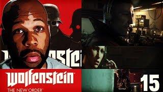 Wolfenstein The New Order Gameplay Walkthrough Part 15 - London Nautica 2