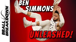 Download Embiid Absence Unlocks Ben Simmons In Game 3 Mp3 and Videos