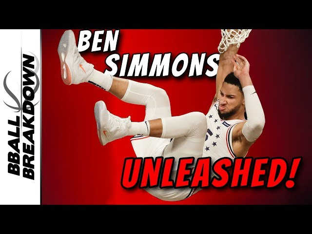 Embiid Absence Unlocks Ben Simmons In Game 3