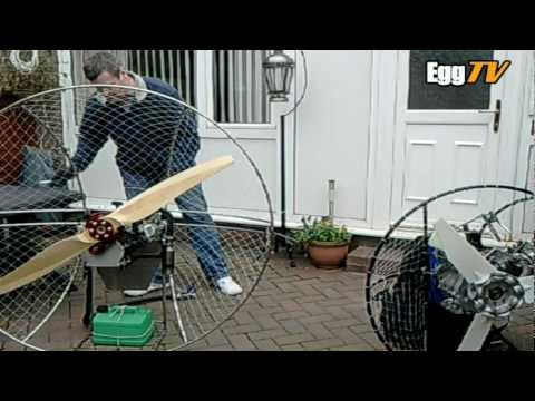 GX200 Eggmotor. Dead Coil - EggTV