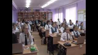 Новый кабинет физики в гимназии №1(ТРК «Волна-плюс», г. Печора, 2015 г., 2015-09-14T09:25:47.000Z)