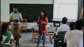 Citizen Journalism workshop