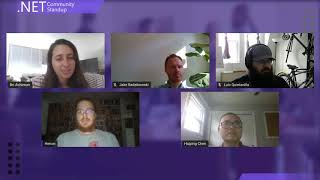 Machine Learning Community Standup - Sept 9th 2020 - Data Science and Machine Learning with SciSharp